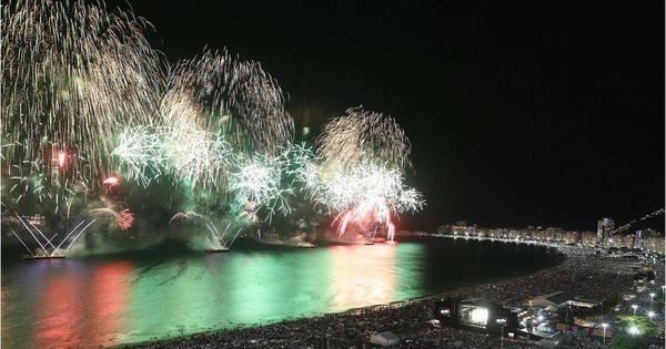 Réveillon: acessos a Copacabana fecham às 18h; veja esquema de ...