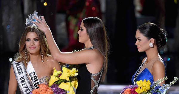 "Miss Colômbia agradece erro no Miss Universo: ""Muitas portas se ..."