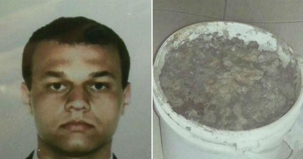 Advogado mata e concreta corpo da vítima em balde - Fotos - R7 ...
