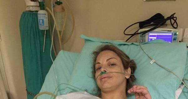 Após descobrir câncer no útero, Jéssica Lopes se submete a ...