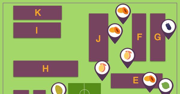 Aplicativo mostra onde pegar frutas no pé pelas ruas de Brasília ...