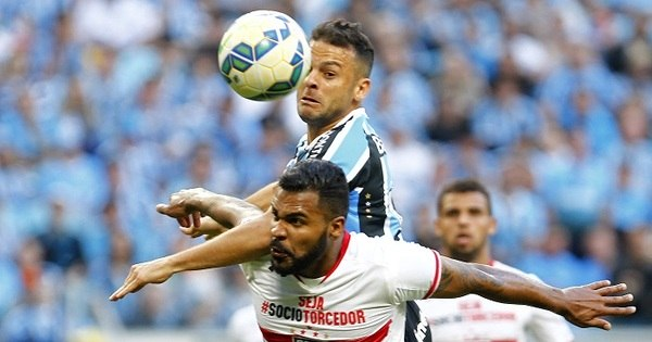 Recuperado, Breno quer pré-temporada sem sustos no São Paulo ...