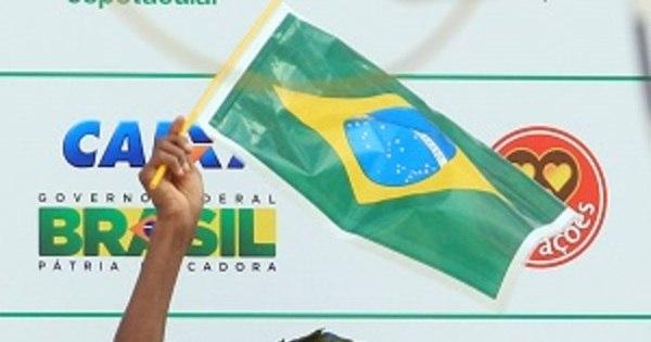 Com sensação de dever cumprido, brasileiros festejam pódio na ...