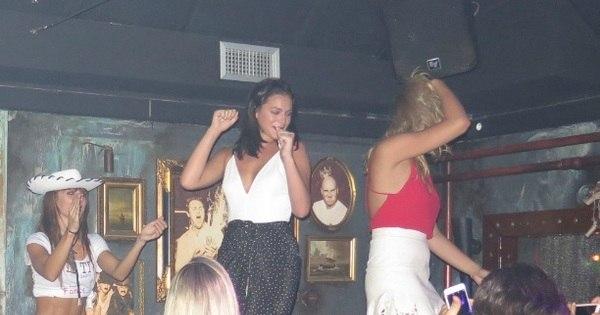 Bruna Marquezine aproveita folga em balada no Caribe - Fotos - R7 ...