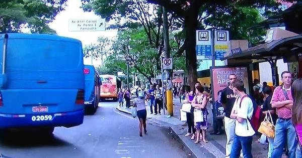 Passagem de ônibus sobe para R$ 3,70 neste domingo em BH ...