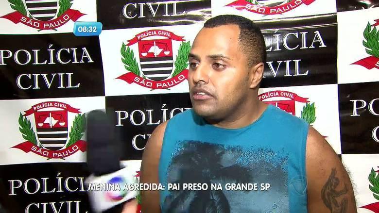 Davi Vargas do Santos confessou o crime assim que foi capturado.  — Eu me excedi. Tirei a cinta e fui surrar a menina. Me excedi