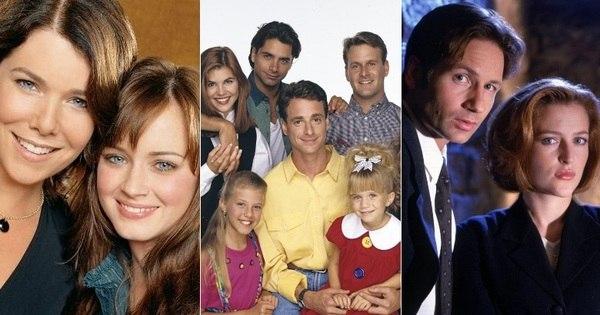Três É Demais, Arquivo X e Gilmore Girls! Veja séries antigas que ...