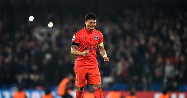 Thiago Silva vê PSG abaixo de Real, Barça e Bayern - Esportes ...