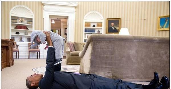 Fotógrafo oficial de Obama revela as imagens mais cativantes de ...