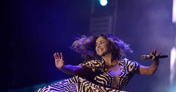 Daniela Mercury e Olodum agitam primeiro dia do ano em Salvador ...