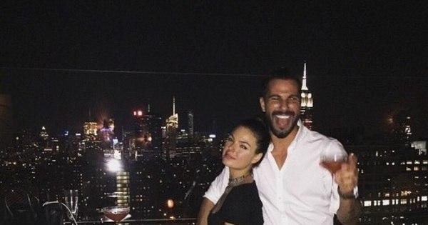 Isis Valverde termina namoro com Uriel del Toro - Entretenimento ...