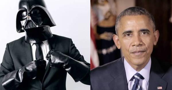 Republicano compara Barack Obama ao vilão Darth Vader após ...