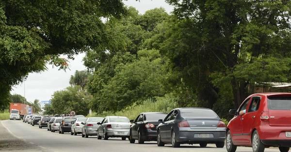 Motoristas encontram lentidão nos acessos ao Rio após feriado ...