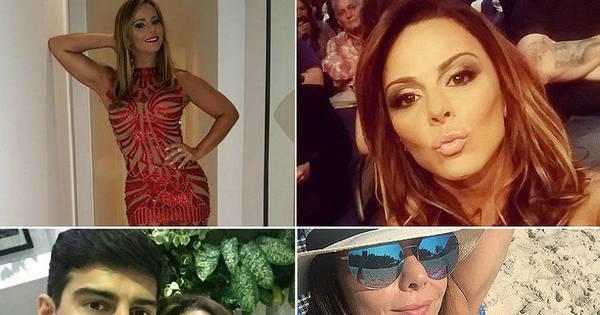 26 cliques mostram por que Viviane Araújo está com tudo! - Fotos ...
