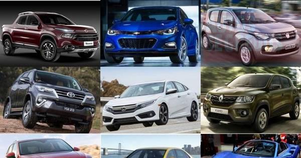 Veja os carros que serão lançados no Brasil em 2016 - Fotos - R7 ...