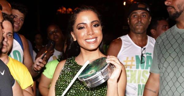Anitta terá bloco de rua no Carnaval do Rio de Janeiro ...