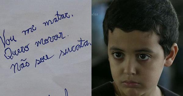 Menino tenta se matar por causa dos pais, mas é salvo pelos ...