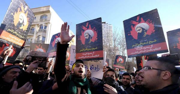 """Guerra entre Irã e Arábia Saudita seria """"nitroglicerina pura"""" no ..."""