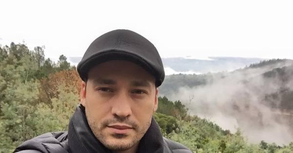 Rodrigo Andrade filma suposto ovni. Relembre celebridades com ...
