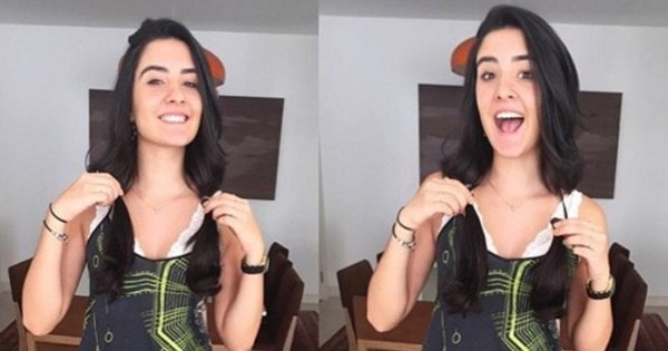 Filha de Fátima Bernardes muda o visual e é comparada com a mãe ...