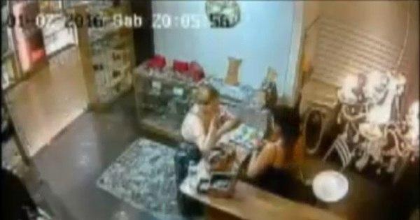 Avó e neta aplicam golpes em lojas de BH com cheques roubados ...