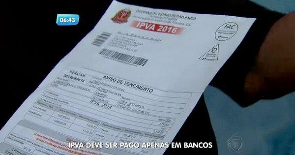 """Polícia investiga """" golpe do IPVA"""" em São Paulo - Notícias - R7 São ..."""