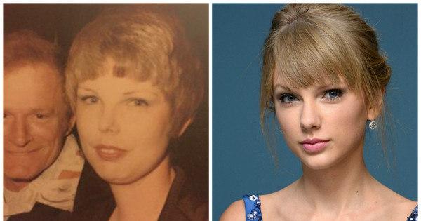 Avó de internauta fica popular por se parecer com Taylor Swift ...
