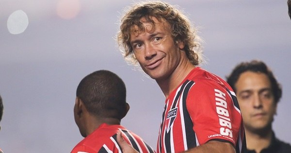 """Lugano confirma volta ao Tricolor: """"Devo muito ao São Paulo ..."""