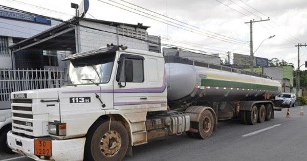Quadrilha presa roubou R$ 500 mil em combustível em duas semanas