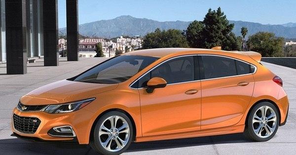 Chevrolet revela a nova geração do Cruze hatch - Fotos - R7 Carros