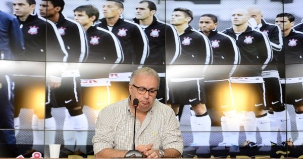 """Presidente do Corinthians desabafa e diz que teme perder """"mais ..."""