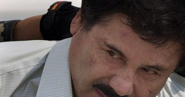 """A surpreendente entrevista dado por """"El Chapo"""" a Sean Penn ..."""