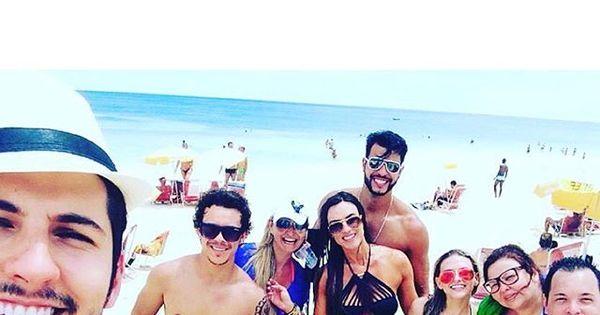 "Marcelo Bimbi assume namoro com Nicole Bahls: ""Estamos ..."