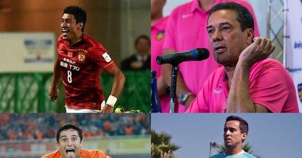 Veja quem são e quanto ganham os principais brasileiros do futebol ...
