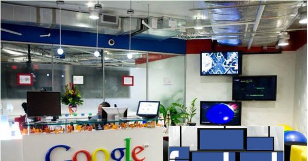 Google e Facebook têm vagas abertas para trabalhar no Brasil ...