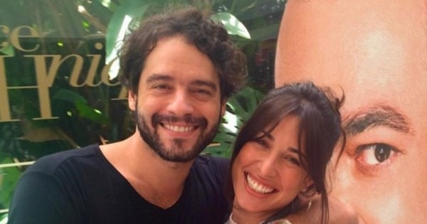 Da ficção para a vida real! Giselle Itié e Guilherme Winter vivem dias ...