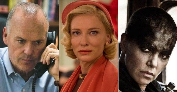 É hoje! Veja quais filmes concorrem aos prêmios mais importantes ...