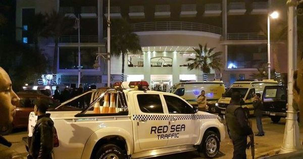 Armados com facas, agressores ferem turistas em hotel no Mar ...