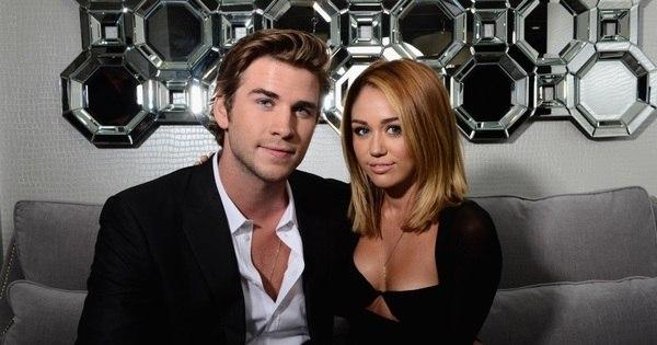 Confira sete motivos por que Miley Cyrus e Liam Hemsworth ...