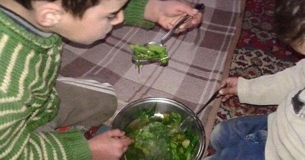 Fome mata mais 16 pessoas em cidade síria - Notícias - R7 ...