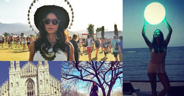 Está podendo! A maravilhosa vida de Thaila Ayala - Fotos - R7 ...