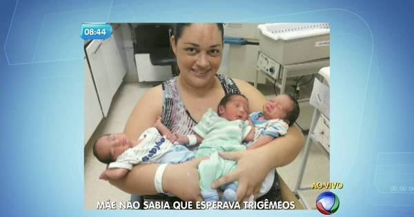 Surpresa! Mulher descobre durante o parto que estava grávida de ...