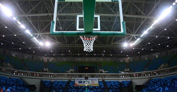 Rio apresenta ginásio do basquete para os Jogos Olímpicos - Fotos ...