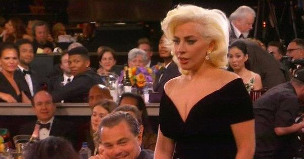 Leonardo DiCaprio teria pedido desculpas para Lady Gaga por mal ...