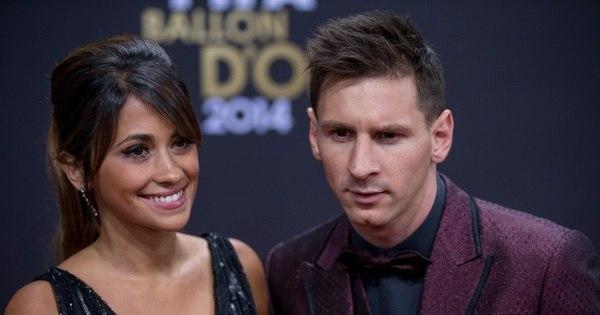 20 fotos que mostram que o maior prêmio da vida de Messi é a ...