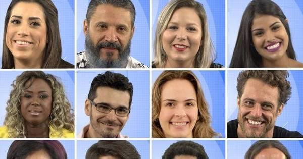 Veja quem são os participantes do BBB 16