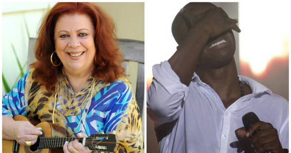 """Beth Carvalho detona Thiaguinho: """"O que ele canta não é samba ..."""