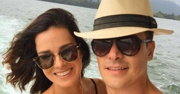 Apaixonados, Rodrigo Faro e Vera Viel curtem as férias juntinhos ...