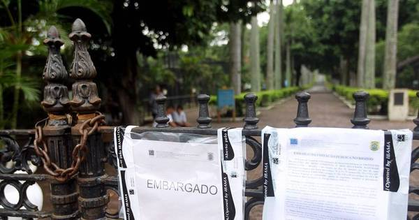 Prefeitura se compromete a fazer obras emergenciais do zoológico ...