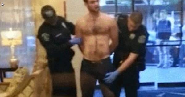 Surpresinha: policial faz revista em homem e pensa ter encontrado ...